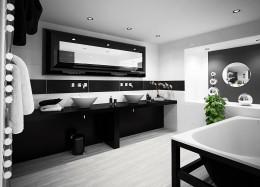 Напольные тумбы для ванной с раковиной и без нее — самые популярные предметы мебели