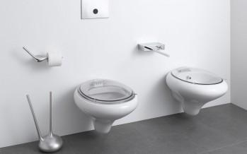 умный унитаз или необычный в туалете