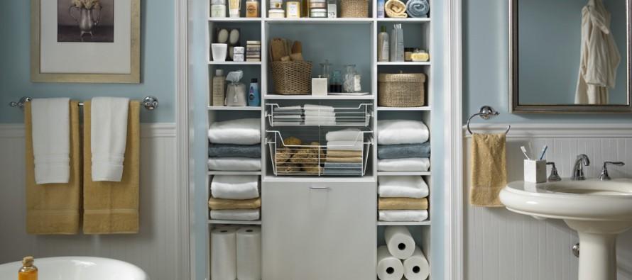 Как сделать шкаф в ванную 519