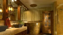 Зеркало с подсветкой в ванную комнату — эффектно, практично, романтично