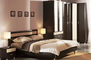 «Ангстрем Мебель» спальня
