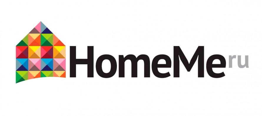 HomeMe.Ru логотип магазина мебели