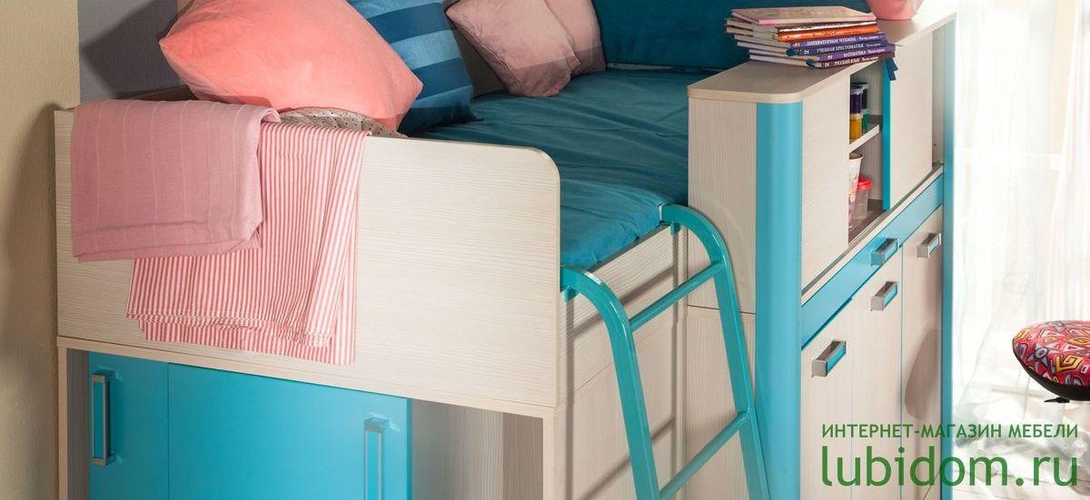 «Любимый дом» (lubidom.ru) – мебель для всего жилища: от прихожей до детской